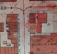 Fire Insurance Plan 1903