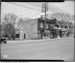 Chow Keong Laundry. 1959.  Source: Toronto Archives